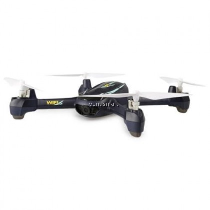 HUBSAN H216A X4 DESIRE PRO RC DRONE 1080P WIFI CAMERA / ALTITUDE HOLD / WAYPOINTS / HEADLESS MODE (BLACK)