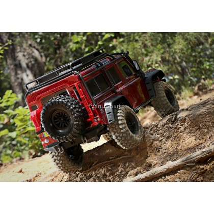 Traxxas TRX-4 Land Rover Defender 4WD Trail Crawler 1/10 RC Car RTR