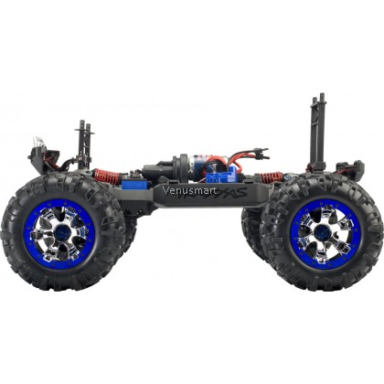 Traxxas Summit 4WD Extreme Terrain Monster Truck 1/10 RC Car RTR