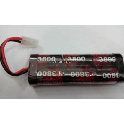 Enrich Power EP 7.2V 3800mAH NiMH Battery Pack for RC Car Boat