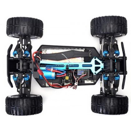 HSP RACING 94111 BRONTOSAURUS 1/10 4WD MONSTER TRUCK RC Car RTR