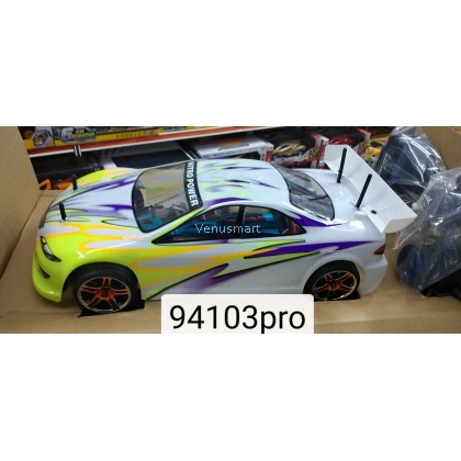 HSP RACING 94103 ON ROAD 1/10 4WD RC TOURING CAR RTR