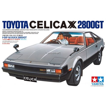 **PRE ORDER** Tamiya Celica XX 2800GT 1/24 Scale Model Kit (24021)