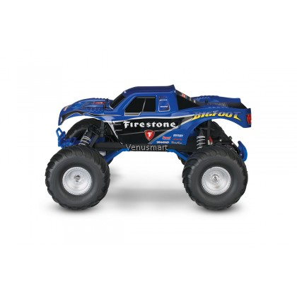 Traxxas BIGFOOT 1/10 2WD Monster Truck RC Car RTR