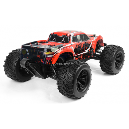 HSP Racing 94701 Wolverine 1/10 4WD RC Monster Truck RTR